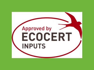 ecocert inputs